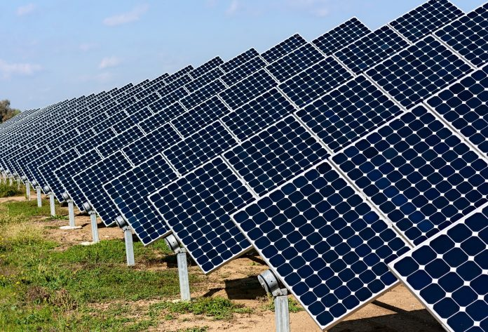 The Built of the Biggest Solar Plant In Germany Is Under Development