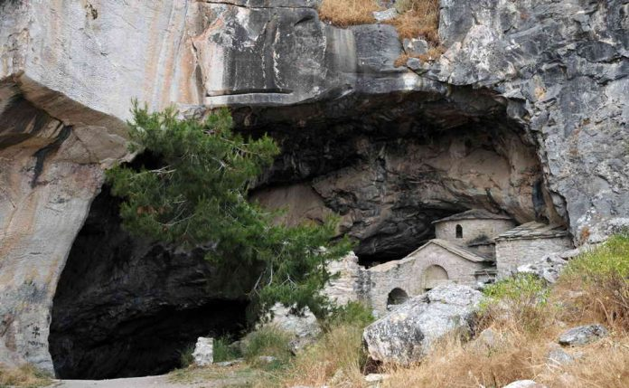 The Bizarre Cave Of Athens