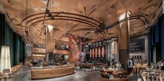 Starbucks Opened Its Biggest Roastery In Tokyo