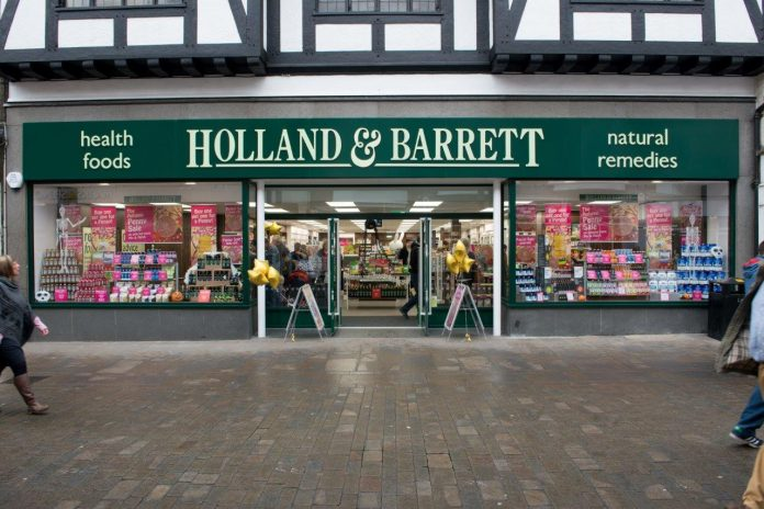 Holland & Barrett Accused Of Paying Its Suppliers Late