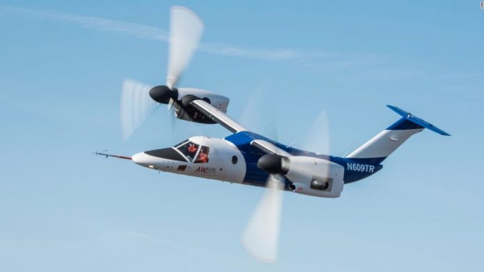 Get Ready For The First Ever Civilian Helicopter-Plane Hybrid