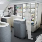 AIM Altitude Presents Ultraflex, A New Design For Airline Cabins