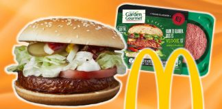 McDonald's Is Bringing The Meatless Burger To Germany