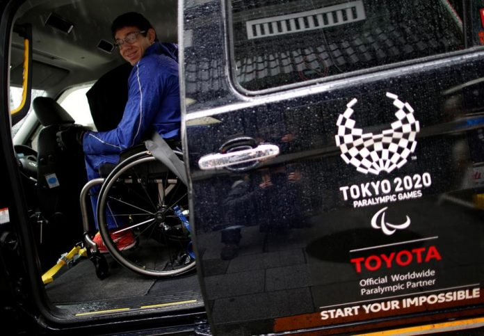 Toyota's Japan Taxi Has Become An Expensive Olympic Symbol