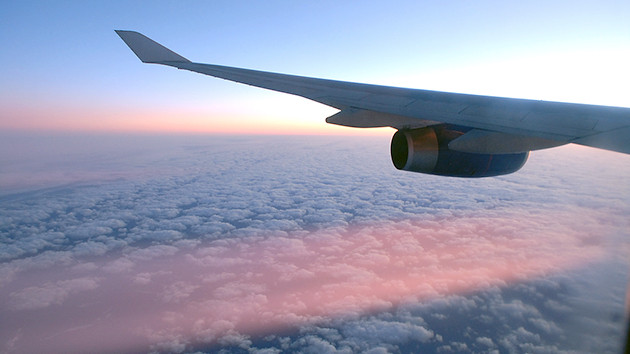 The Aviation Industry Wants To Work On Reducing Carbon Emissions