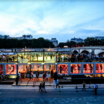 Paris Opened Its First Floating Art Museum