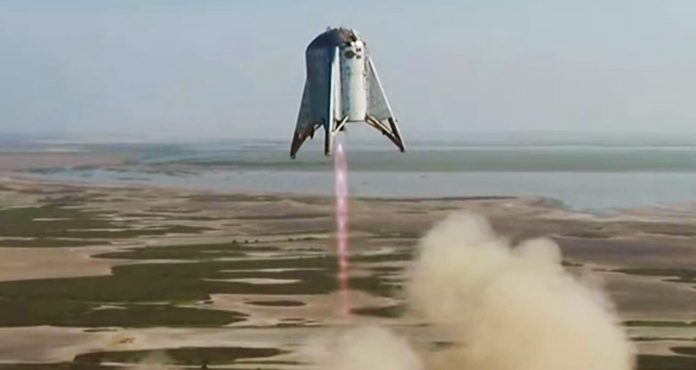 SpaceX Starhopper Prototype Flew This Week To Its Highest Altitude Yet