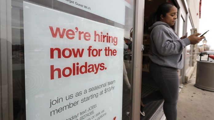 What to be expected from the US job reports of December